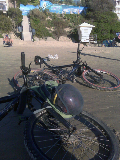 2bikesonbeach